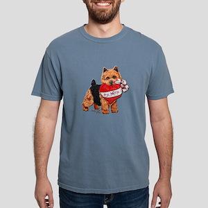Norwich Terrier Valentine T-Shirt