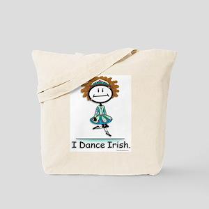 BusyBodies Irish Dancing Tote Bag