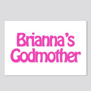 Brianna's Godmother Postcards (Package of 8)