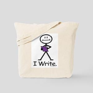BusyBodies Writer Tote Bag