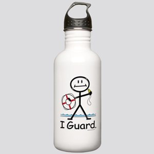 BusyBodies Lifeguard Stainless Water Bottle 1.0L