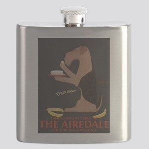 The Airedale Flask