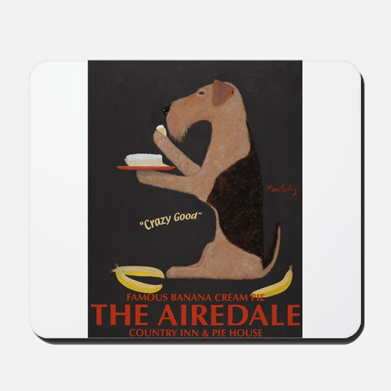 The Airedale Mousepad