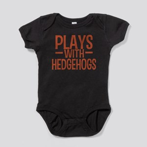 PLAYS Hedgehogs Infant Bodysuit Body Suit