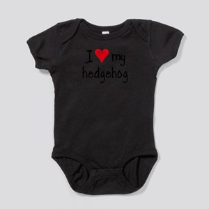 I LOVE MY Hedgehog Infant Bodysuit Body Suit