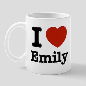 I love Emily Mug