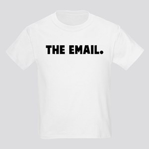 The email Kids Light T-Shirt