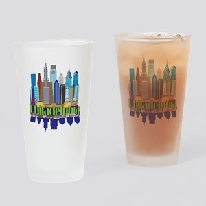 Philly New Icon Drinking Glass