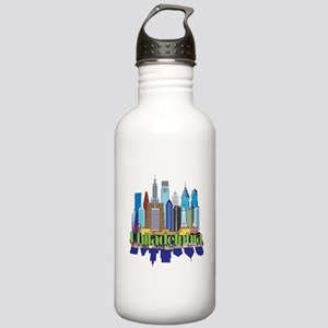 Philly New Icon Water Bottle