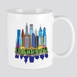 Philly New Icon Mugs