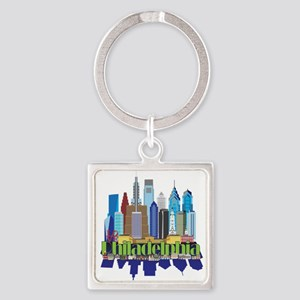 Philly New Icon Keychains
