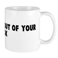 Take a leaf out of your book Mug