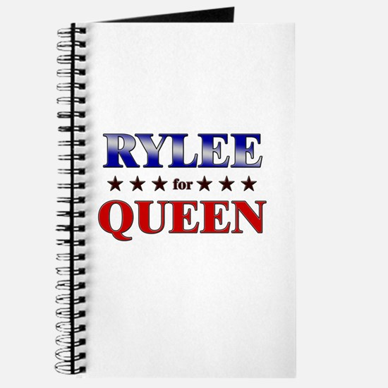 RYLEE for queen Journal