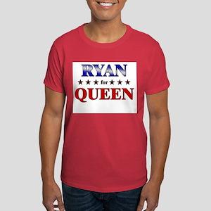 RYAN for queen Dark T-Shirt