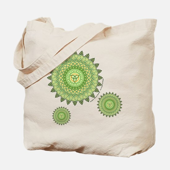 Celtic St. Patty's Day Tote Bag