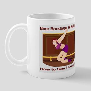 Bondage Bar Mug