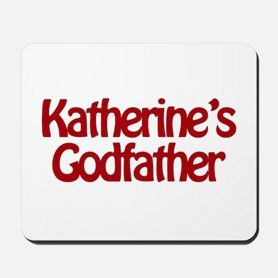 Katherine's Godfather Mousepad