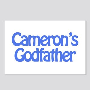 Cameron's Godfather Postcards (Package of 8)