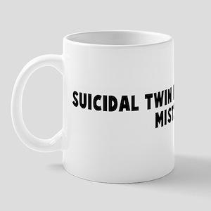Suicidal twin kills sister by Mug