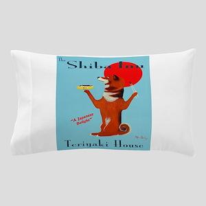 The Shiba Inu Teriyaki House Pillow Case