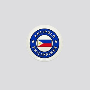 Antipolo Philippines Mini Button