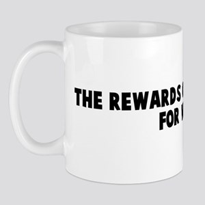 The rewards of age are not fo Mug