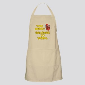 This Heart: Daryl (A) BBQ Apron