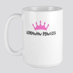 Lithuanian Princess Large Mug