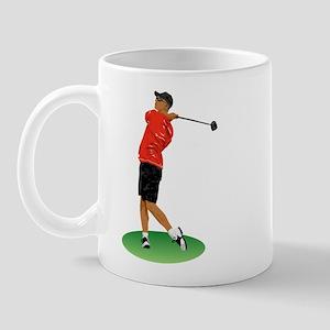 Cool Golfer Mug