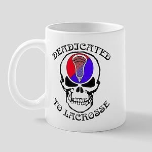 Lacrosse Deadicated Mug