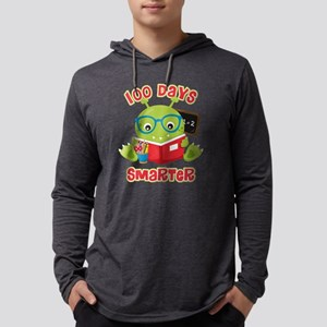 100 Days Boy Monster Mens Hooded Shirt
