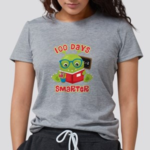 100 Days Boy Monster Womens Tri-blend T-Shirt