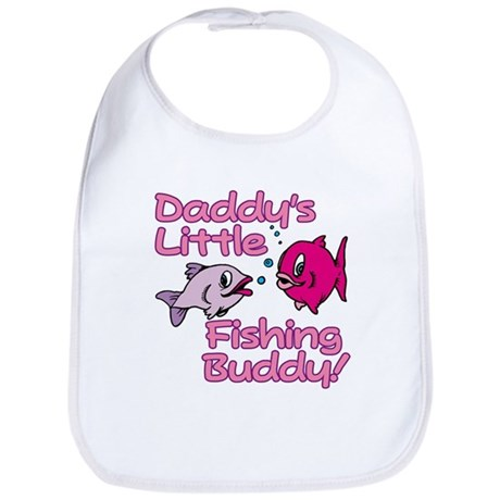 DADDY'S LITTLE FISHING BUDDY! Bib