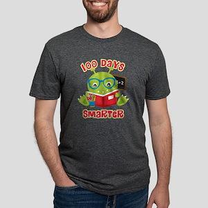 100 Days Boy Monster Mens Tri-blend T-Shirt