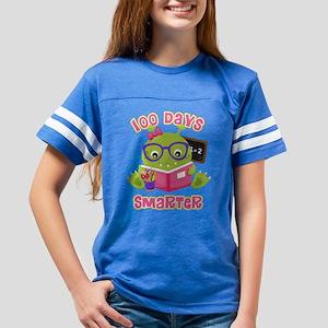 100 Days Girl Monster Youth Football Shirt