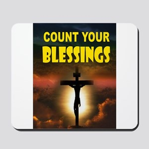 BLESSINGS Mousepad