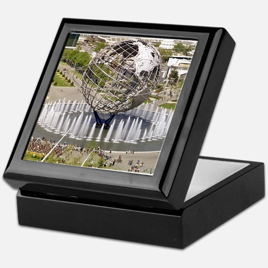 1964 World's Fair/Unisphere Keepsake Box