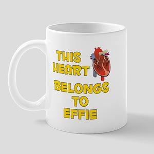 This Heart: Effie (A) Mug