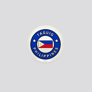 Taguig Philippines Mini Button