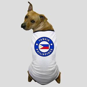 Taguig Philippines Dog T-Shirt