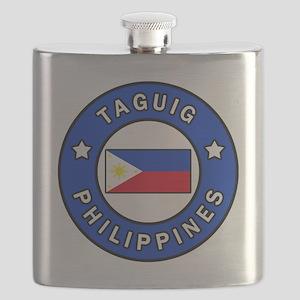 Taguig Philippines Flask