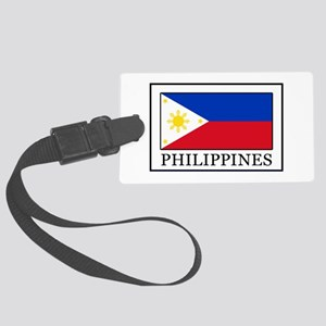 Philippines Large Luggage Tag