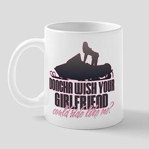 Ride like me Mug