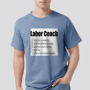 Labor Coach Mens T-Shirt