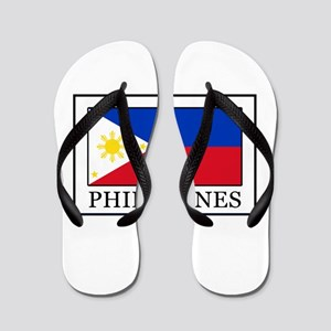 132dd84b3 Philippine Kali Filipino Flag Flip Flops - CafePress