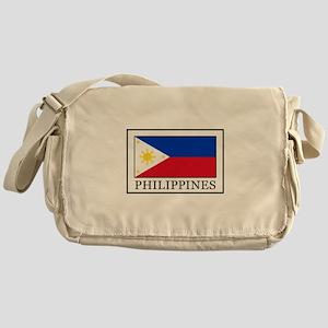 Philippines Messenger Bag