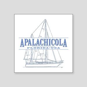 Apalachicola Florida Sticker