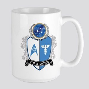 Trek Medical Officer Crest Mug Mugs