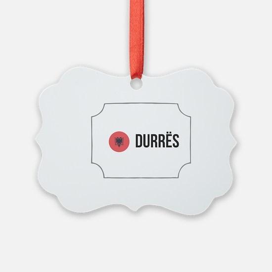 Durrës Ornament