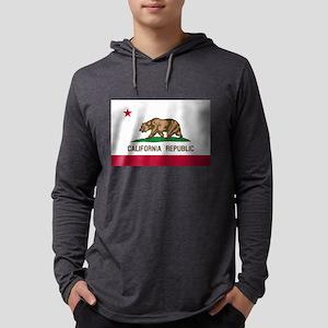 CALIFORNIA BEAR Long Sleeve T-Shirt